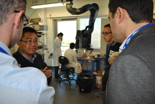 2015. Semana de la Ciencia en el IMDEA Materiales