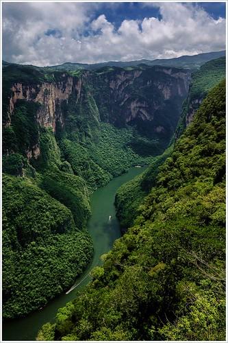 naturaleza méxico canyon chiapas cañóndelsumidero