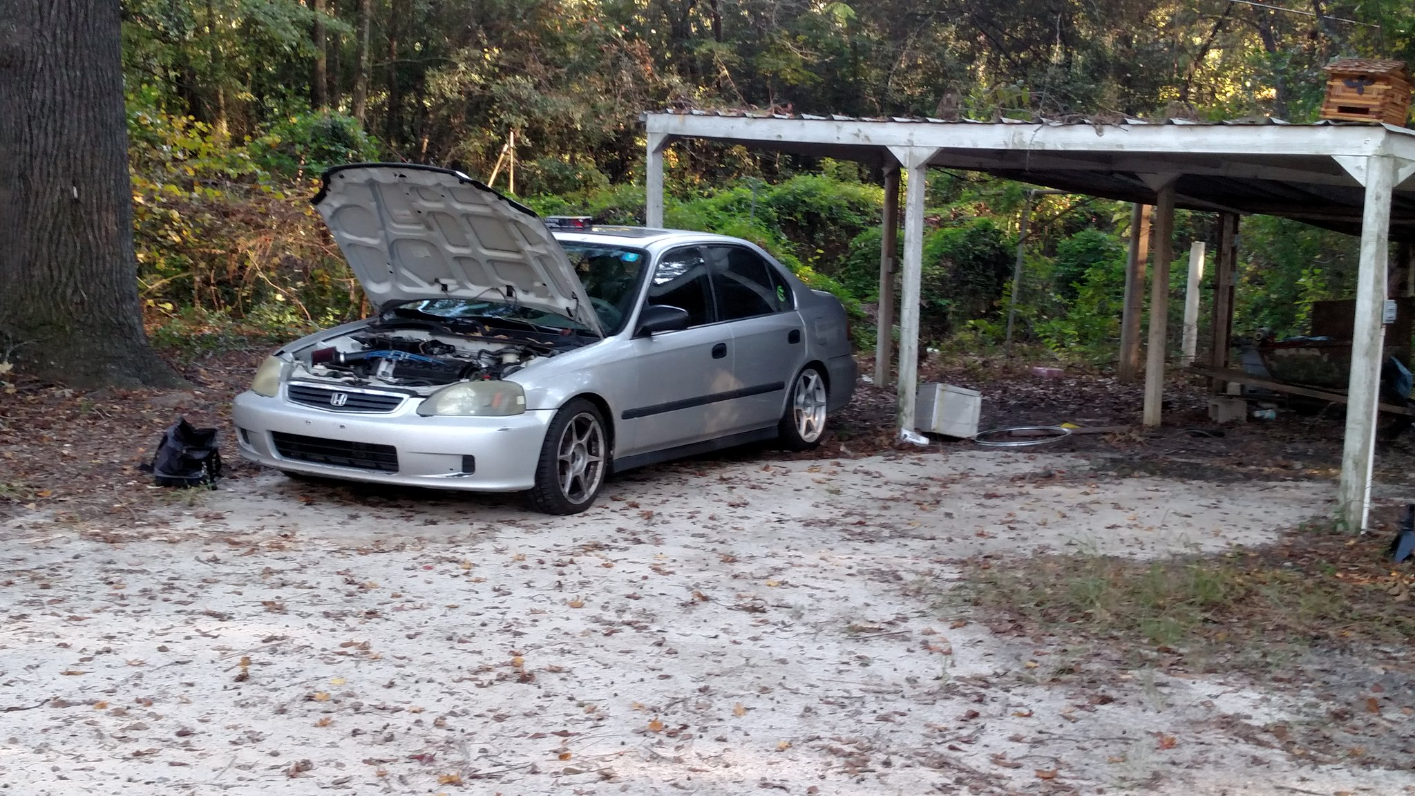 Improving An Appliance Honda Content Builds And Project Cars Forum Schematic Diagram Example Diy Electric Car Forums I Originally Bought The In 2007 With Intentions Of Leaving It Alone To Focus On My 1990 Crx That Went Out Window Almost Immediately Was Lowered