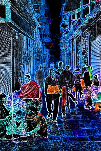 Nepal - Kathmandu - Streetlife - 52db