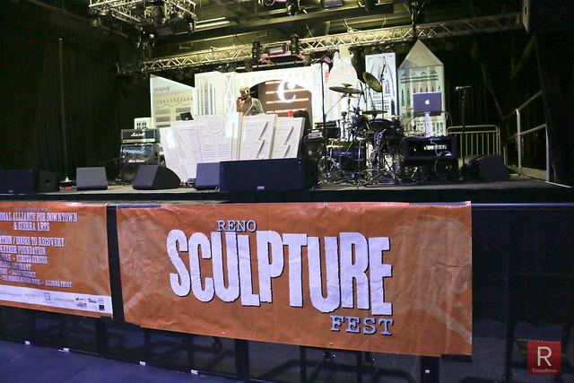 Gotham: Sculpture Fest Benefit