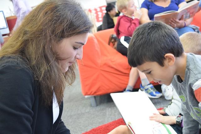 The Grade 2 Community Reads