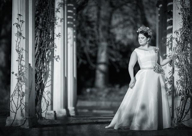 Claudia, robe de mariée sur mesure