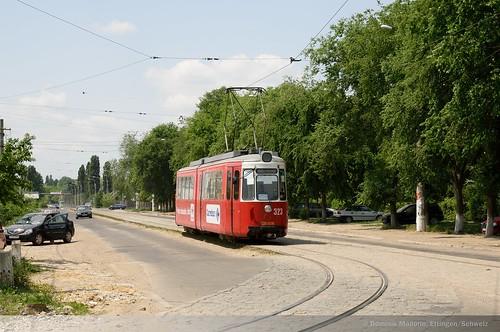 tram iasi ratp strassenbahn gt4 ssb rumänien jassy iași dancu