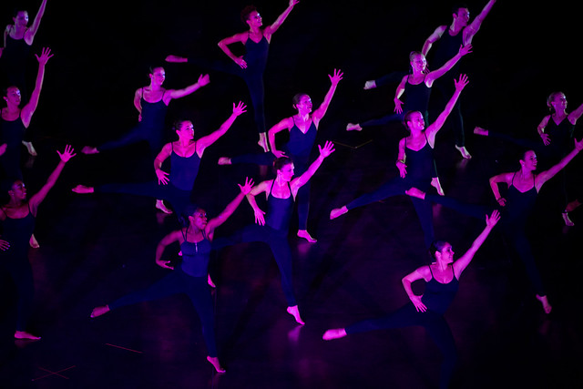 Point Park Dance Majors Perform at Children's Hospital Anniversary Gala