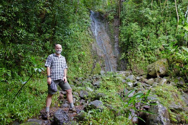 'Aihualama Falls