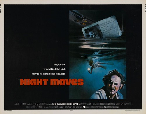Night Moves - 1975 - Poster 10