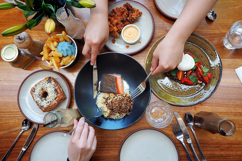 Devon on Danks, Waterloo. Sydney Food Blog Review