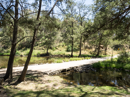 Ophir - site of the first gold mining town in Australia