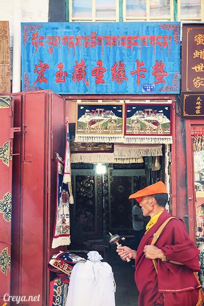2015.12.09 ▐ Tibet 西藏踢北去 ▐ 尋找藏人真正的拉薩中心,被信仰力量震撼的大昭寺與舊城區 19.jpg