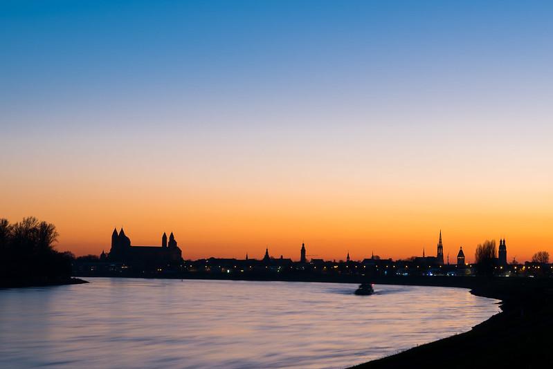 Skyline von Speyer