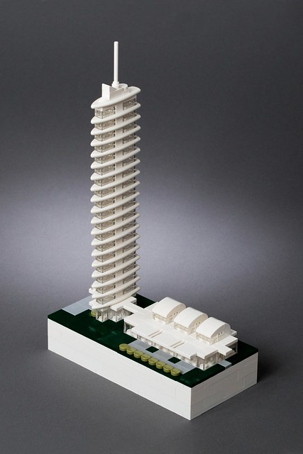 lego architecture empire state building instructions