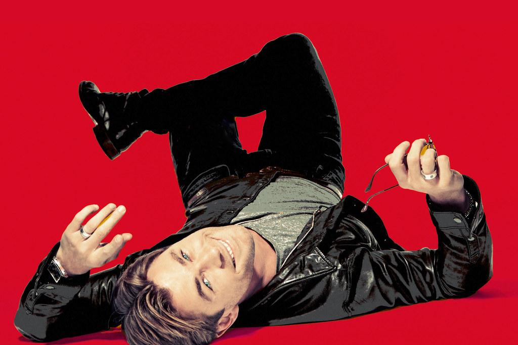 Крис Хемсворт — Фотосессия для «SNL» 2015 – 1