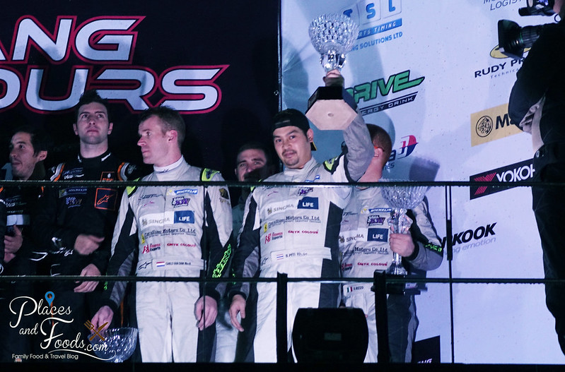 tp 12 racing team sepang 12 hour race podium