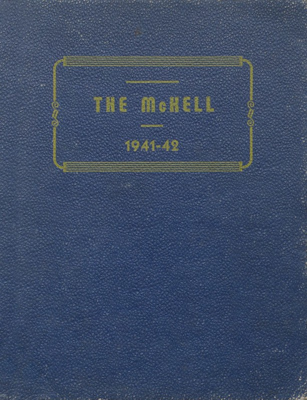 1942 McKell High School Yearbook