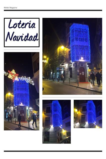 22/12/2015.Administración de Lotería La Envidiosa.Murcia