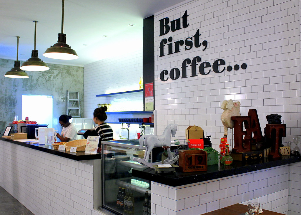First 25 Cafe: Kitchen