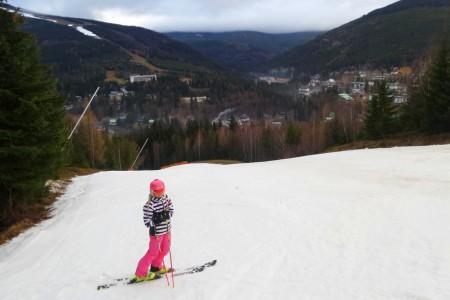 SNOWtour: Špindlerův Mlýn - a přece se lyžuje...