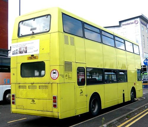 F96 PRE 'midland classic' No. 96 Leyland Olympian / Alexander RL 4 on Dennis Basford's railsroadsrunways.blogspot.co.uk'