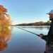 Fall Smallmouth Fishing