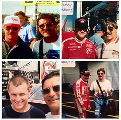 NASCAR, The Labonte's, Terry, Bobby, Justin,