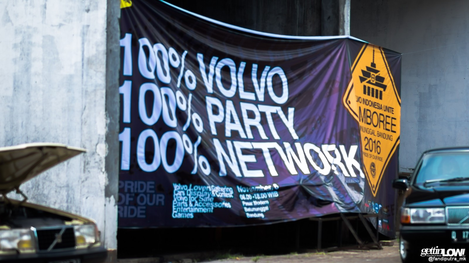 jambore volvo indonesia unite 2016