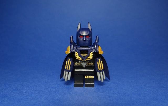 Lego Knightfall - Azrael Batman