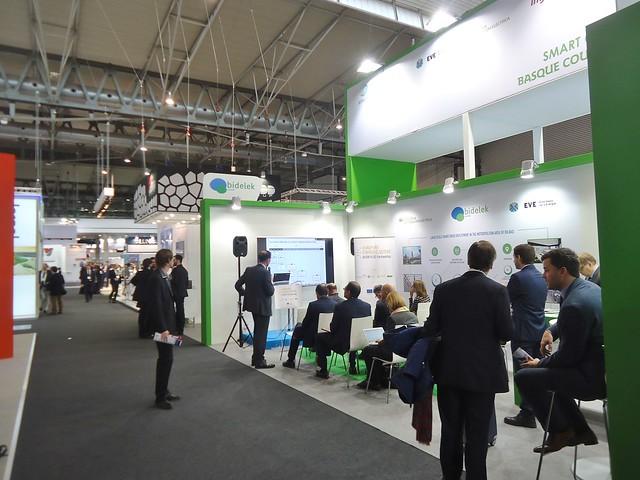 European Utility Week 2015, Sony DSC-W530