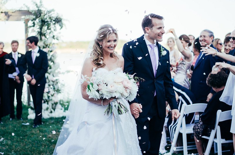 Stephanie + Gerold Wedding at Wequassett