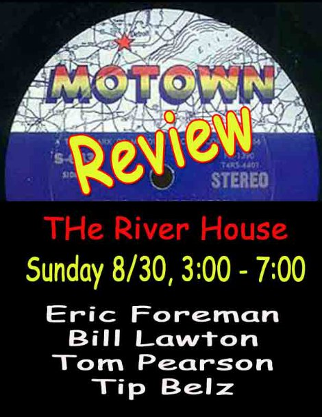 Motown Review 8-30-15
