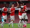 Arsenal U21s Vs West Ham by joshjdss