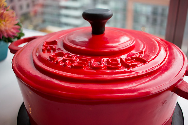 Le Creuset's 90th Anniversary at Malaparte