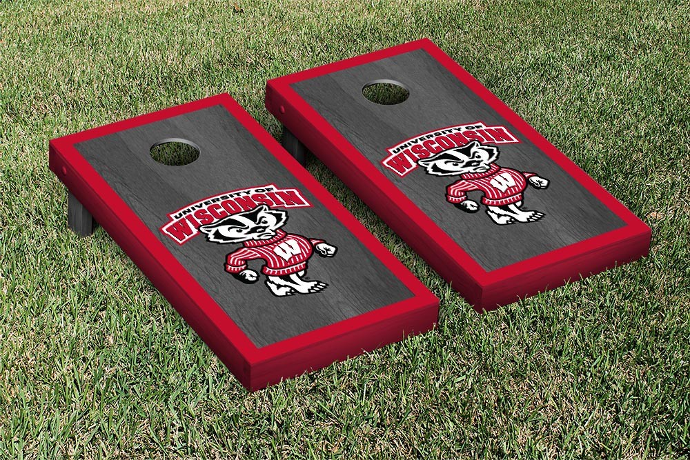 Wisconsin Badgers Onyx Border