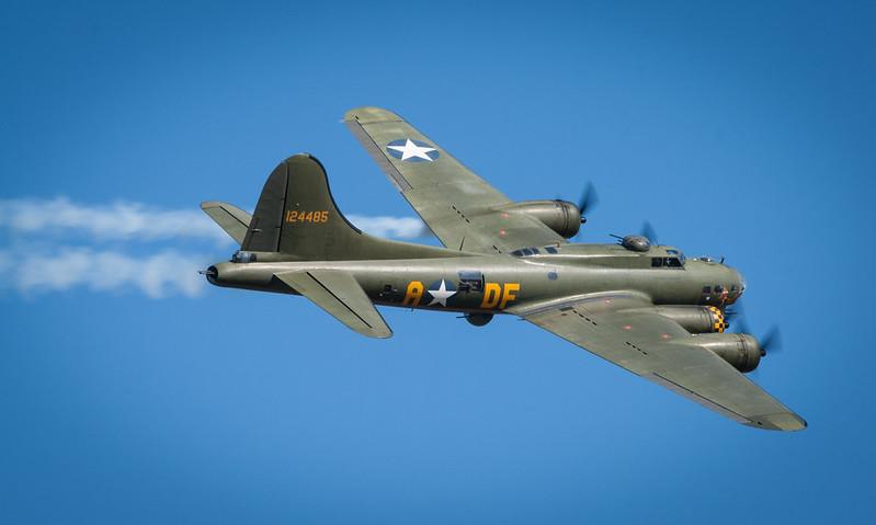 B-17 Sally-B