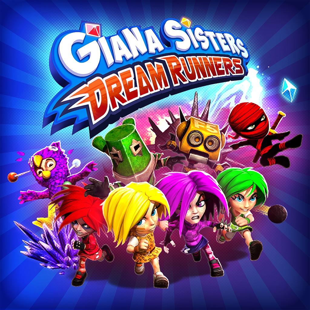 Giana Sisters Dream Runners