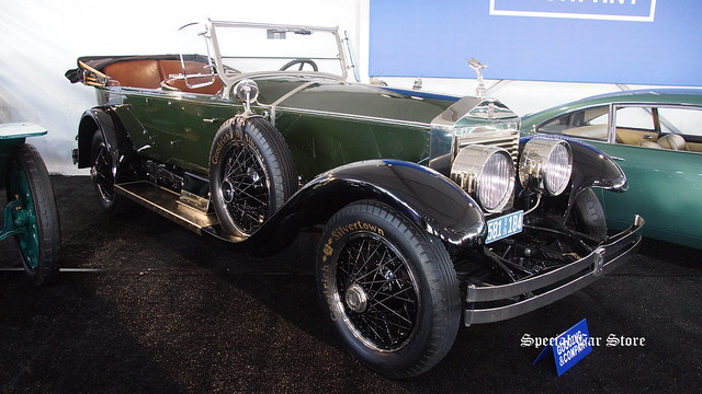 1926 Rolls-Royce Silver Ghost Pall Mall
