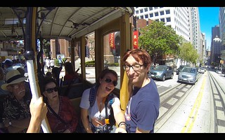 Cable Car ! (snapshot de gopro :p )