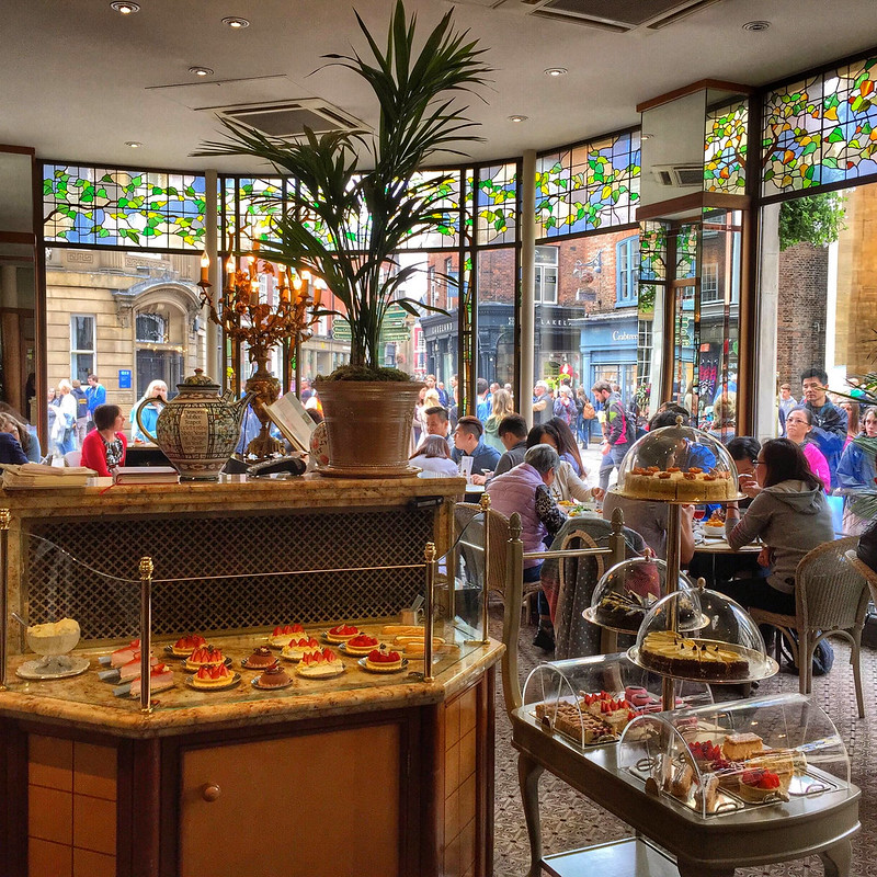 Bettys Cafe and Tea Rooms in York