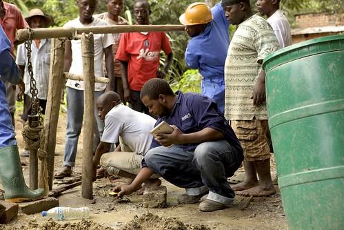 Unterstützung von nachhaltiger Entwicklung