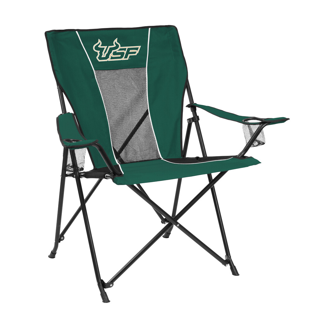 South Florida GAME TIME TailGate/Camping Chair