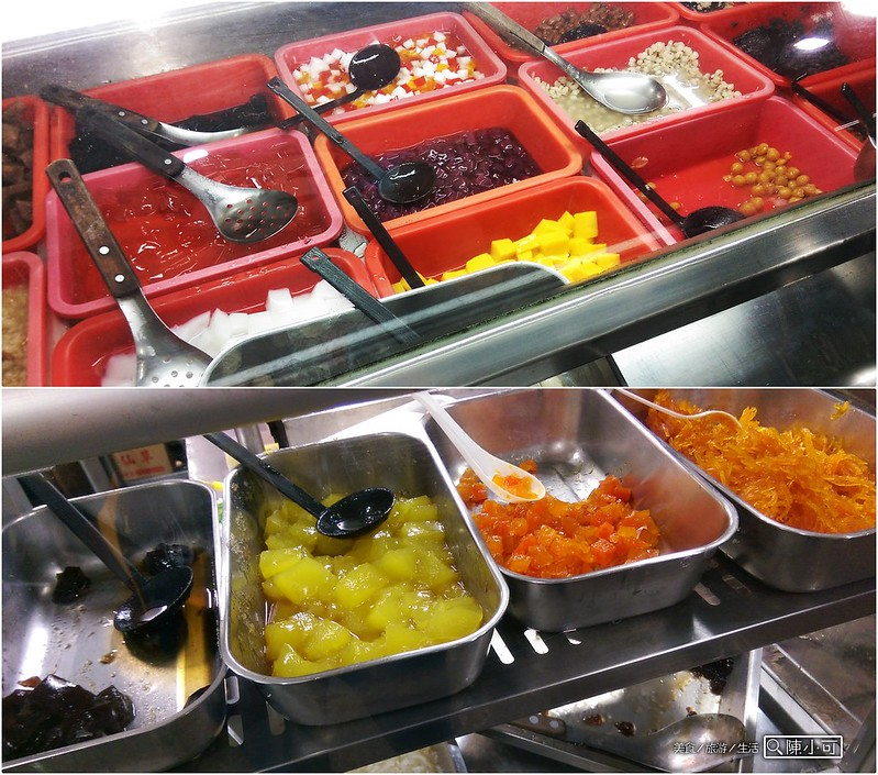 【三重冰店甜點小吃】無名,三重仁愛街的自製傳統手工豆花(粉圓豆花+黑糖刨冰),料多平價又好吃