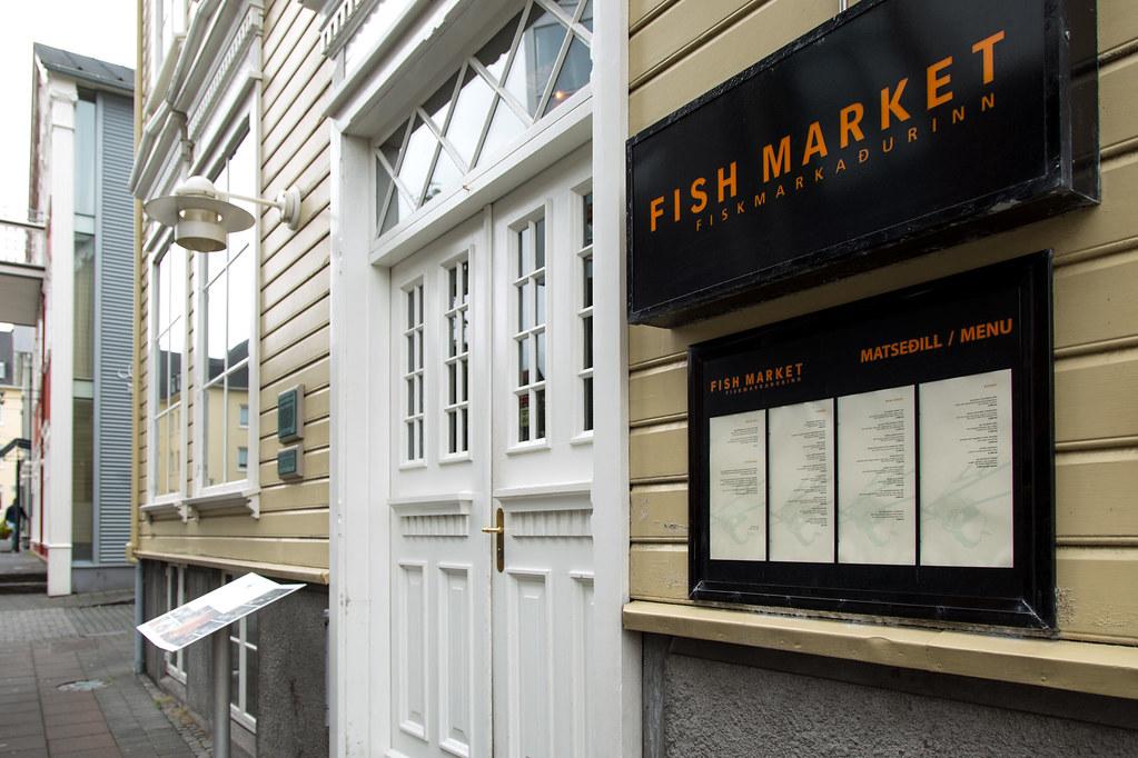 Fish Market - Reykjavík