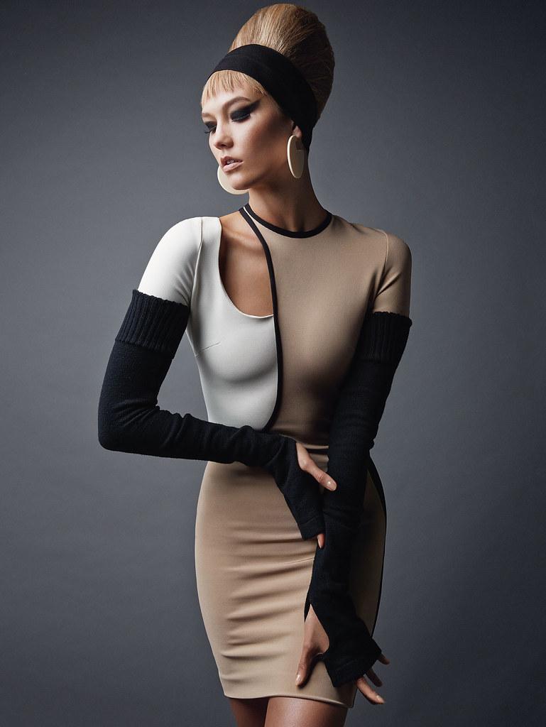 Карли Клосс — Фотосессия для «Vogue» UK 2015 – 12