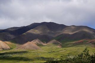 067 Uitzicht Denali NP