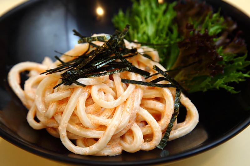 Udon-Mentaiko-Yaki