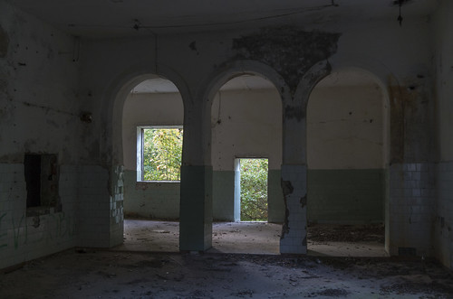 abandoned manor ue sāviena