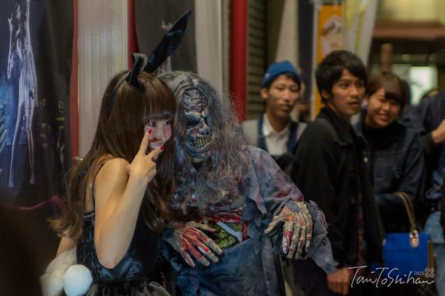横川ゾンビナイト (Yokogawa Zombi Night)