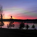 October dawn, Southern Harbor by Maine Islander