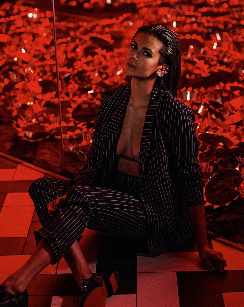 Нина Добрев — Фотосессия для «Interview» 2015 – 4