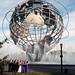 Wedding Party at the Unisphere